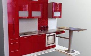 Насколько металлическая мебель удобна и практична?